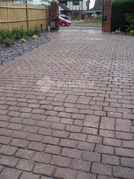 'Tired' looking concrete driveway